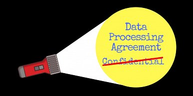 Under GDPR, can our data processing agreements be confidential?